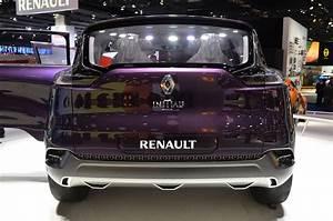 Renault Koléos Initiale Paris : 2017 renault initiale paris concept car photos catalog 2018 ~ Gottalentnigeria.com Avis de Voitures