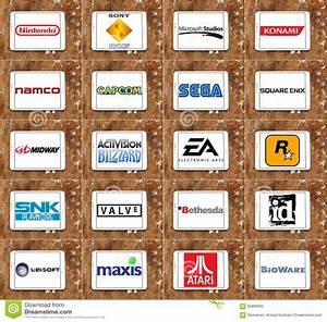 Video Game Developer Logos   www.pixshark.com - Images ...