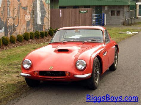 Bangshift.com 1965 Tvr Griffith Former Drag Racing Car For