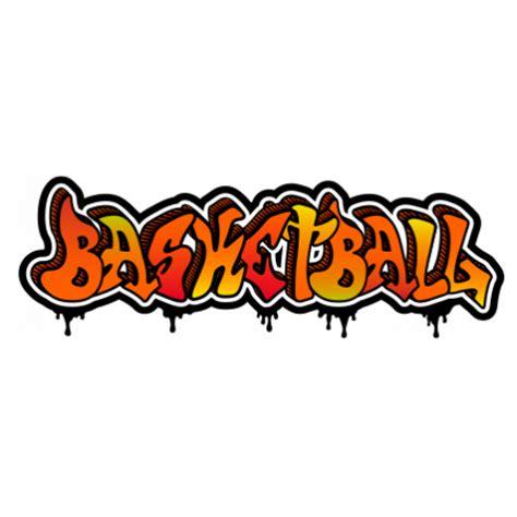 stickers texte cuisine stickers graffiti basketball orange stickers malin