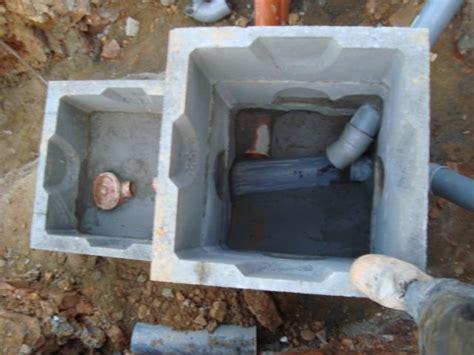 plan maison 騁age 4 chambres travaux d égouttage dans une maison individuelle à ampsin atecs sprl