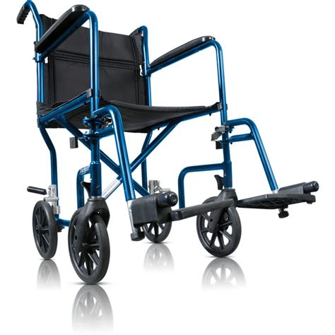 Does Walgreens Sell Lift Chairs by Hugo 174 Transport Chair Midnight Blue