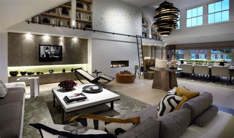Luxurious Yet Liveable Penthouse by Luxurious Yet Liveable Penthouse Awesome Home Design