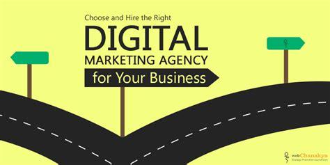 Digital Agency by 5 Tips For Choosing The Right Digital Marketing Agency