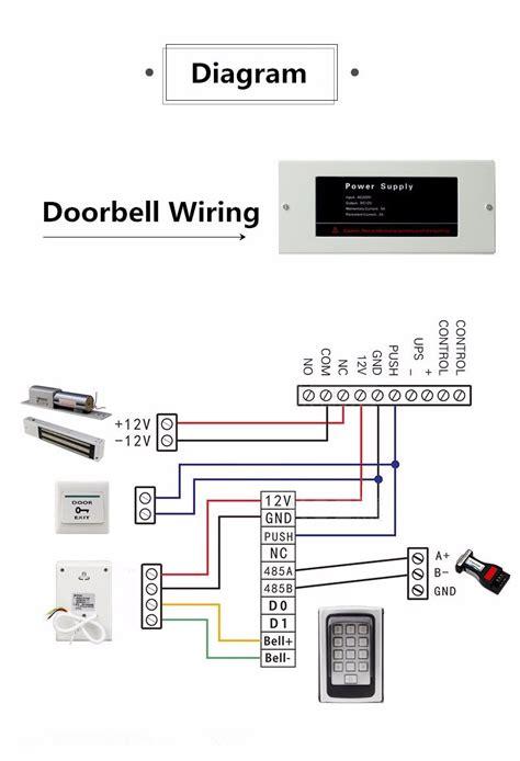 2 chime doorbell wiring diagram doorbell wiring