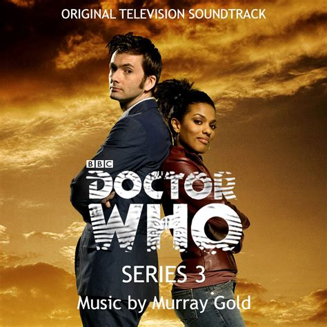Doctor Who Series 3 Ost Cover By Doctorwhosoundtracks On