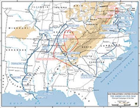 ASV pilsoņu karš - Vēsture