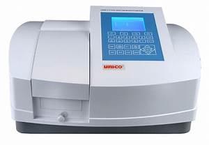 Scanning Spectrophotometer  Single Beam  Unico Sq2802