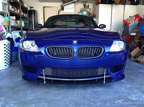 Need Front Splitter For Z4