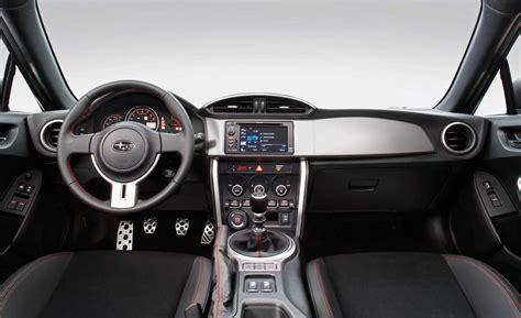 2013 Subaru Brz Interior 2016 Subaru Brz Convertible