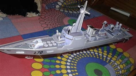 How To Make A Boat Model by Amazing Paper Model How To Make A Paper Boat Puzzle