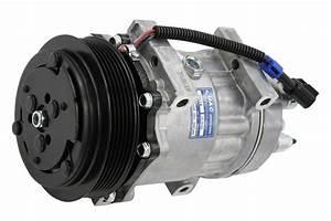 New Sanden Type Ac Compressor Ford 4815 International Navistar