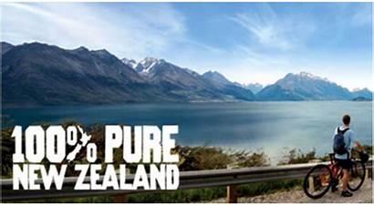 Zealand Tourism Nz Pure Business Website Global