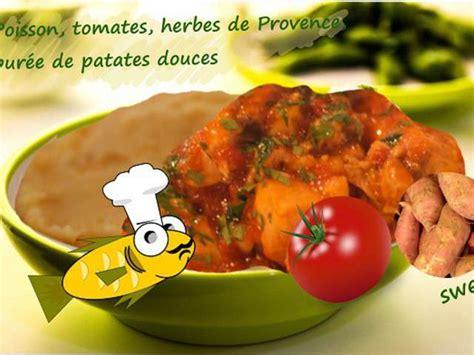 jeux de cuisine de poisson recettes de patate douce et poisson