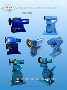 6000 Nm Bernard Technology Actuators Jd