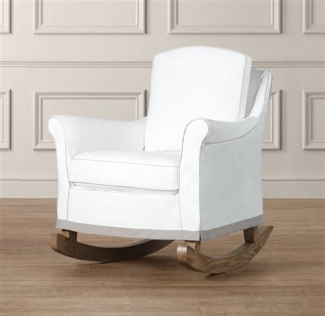 white rocking chair nursery belham living nursery rocker