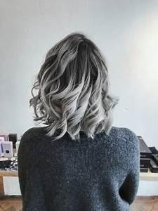 Blond Grau Haarfarbe : haare grau f rben granny hair look thefashionanarchy ~ Frokenaadalensverden.com Haus und Dekorationen