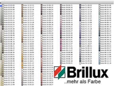 Brillux Farbpalette Für Archicad Verfügbar
