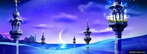 Beautiful Islamic Mosque Art Facebook Covers For Your ...