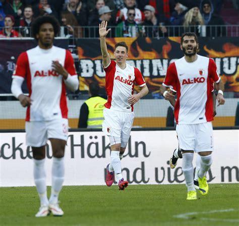 Fussballbundesliga: Alles Wichtige zum Top-Spiel Augsburg ...