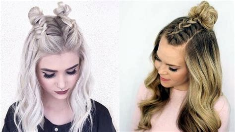 Trendy Diy Hairstyles For Fall 2017 & Winter 2018