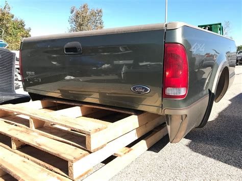 19992010 Ford F250 F350 Truck Bed Super Duty Superduty