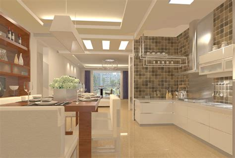 kitchen island steel open plan kitchen living room small space