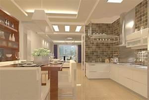 Fancy Ideas 11 Open Kitchen Living Room Home Design Ideas