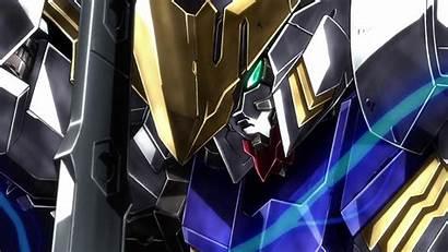 Gundam Mobile Suit Barbatos Anime Iron Mecha
