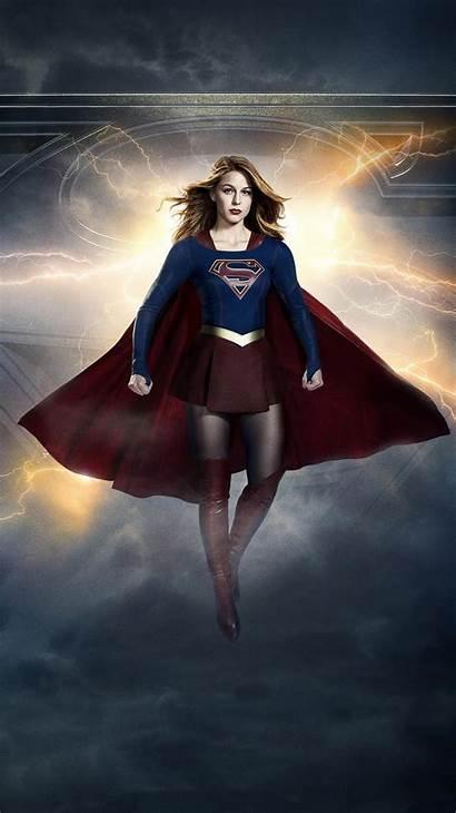 Supergirl Phone Io Moviemania Melissa Textless Tv
