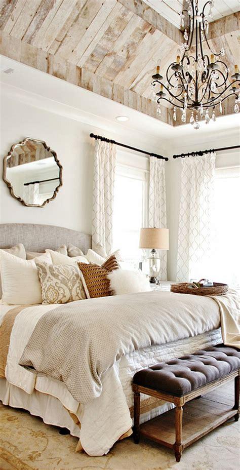 rustic farmhouse bedroom decorating ideas  transform  bedroom  onechitecture