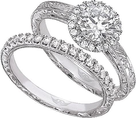 flyerfit halo pave diamond engagement ring with hand