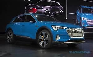 Audi E Tron : 2019 audi e tron official luxury electric suv gets priced ~ Melissatoandfro.com Idées de Décoration