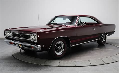American Muscle Cars, Part 19 Vehicles