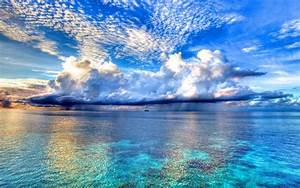 Rain, Clouds, Over, The, Sea, Mac, Wallpaper, Download