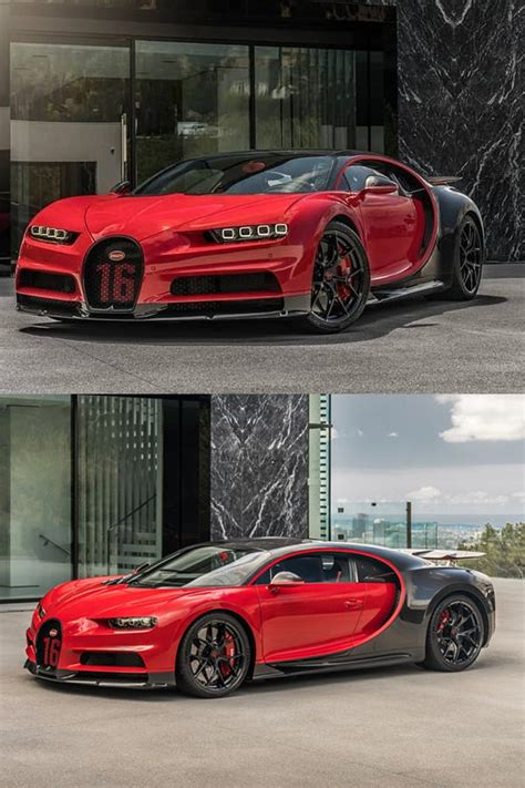 What Does Chiron by Bugatti Chiron Sport Is Lighter Sharper And Of Course