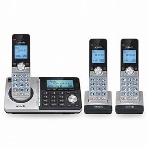 3 Handset Answering System With Caller Id  Call Waiting