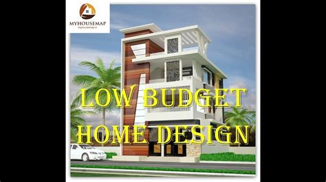 Small Home Design Ideas by Low Budget Home Designs Indian Small House Design Ideas