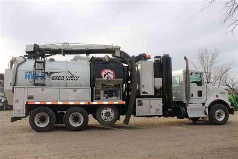 kenworth  vactor  heavy duty trucks