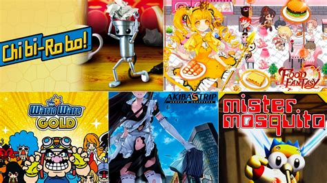 5 Of The Weirdest Japanese Video Games (you Can Play In