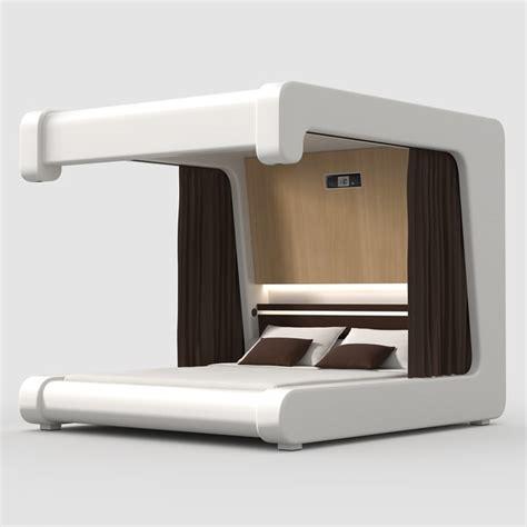 futuristic bed futuristic bed 3ds