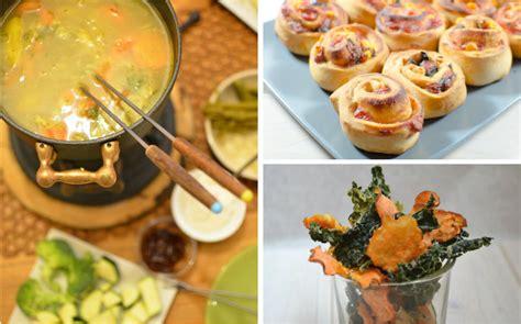 vegane rezepte fuer die silvester party veganblatt