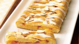 easy cherry almond coffee cake recipe bettycrockercom