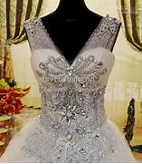 Bling Bridal Gown...