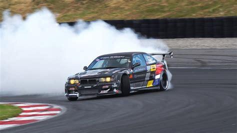 Audi Powered BMW E36 Drift Monster 786WHP - YouTube