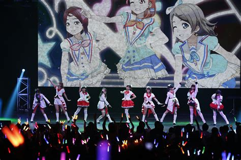 anime expo japan 2017 resonance media aqours at anisong world matsuri at anime