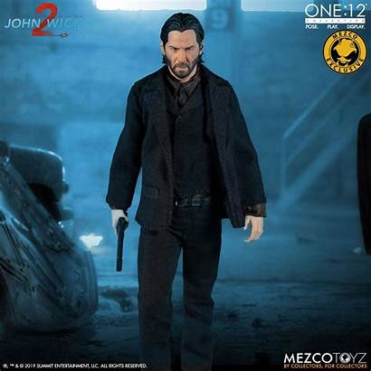 Wick John Mezco Chapter Deluxe Edition Collective