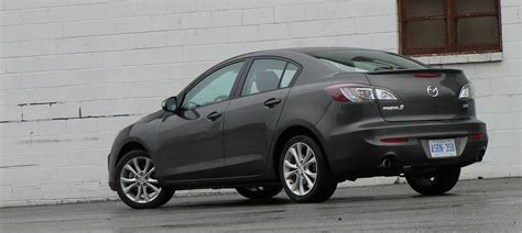 Road Test: 2010 Mazda3 GT Sedan : John LeBlanc's straight-six