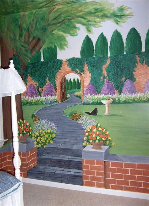 childrens rooms mural photo album  robin puckett
