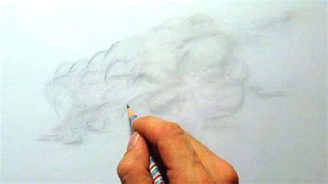 wolken zeichnen im zeitraffer clouds drawing  fast